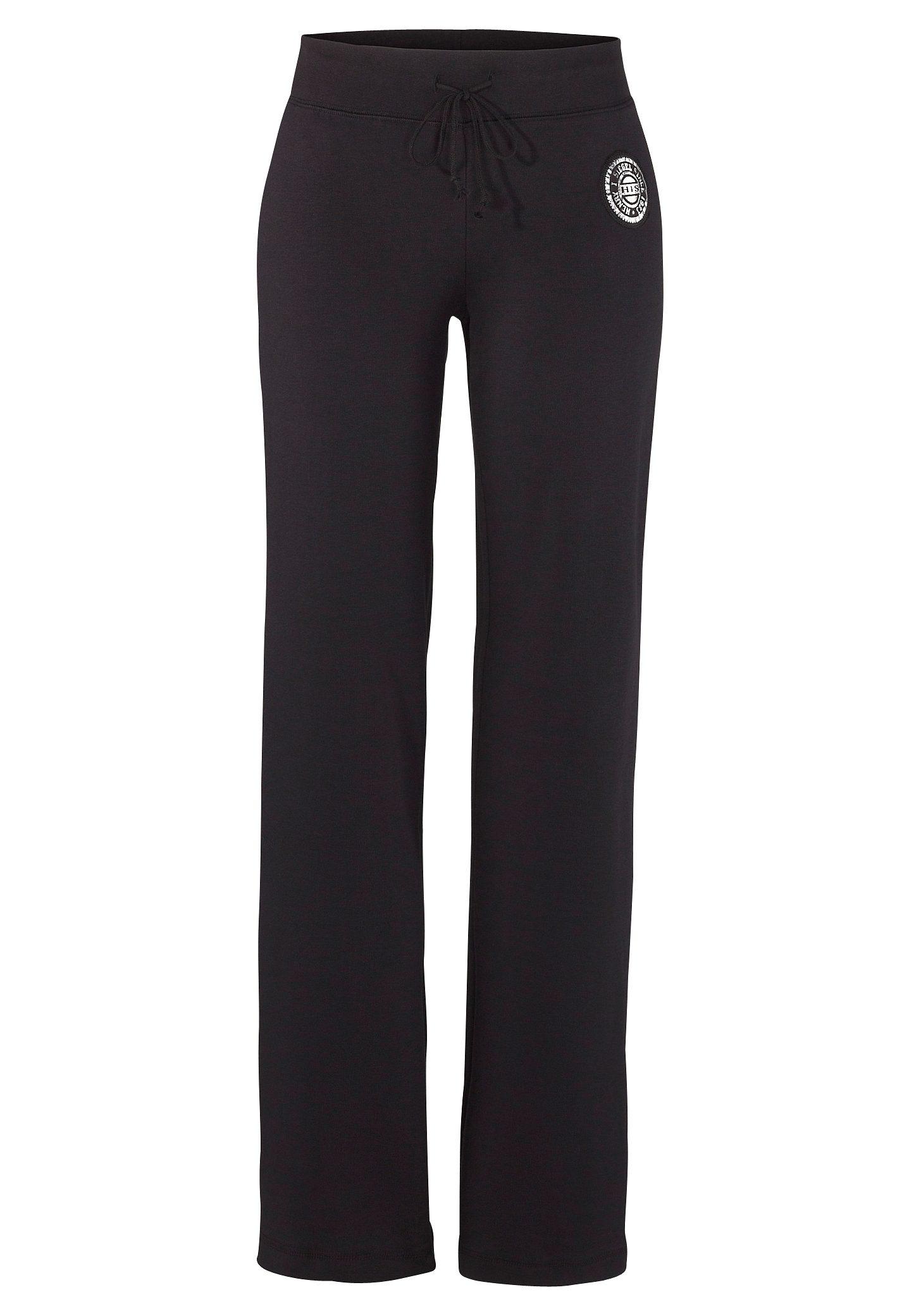 HIS Wellnesshose   Bekleidung > Homewear > Leggings   Schwarz   H.I.S