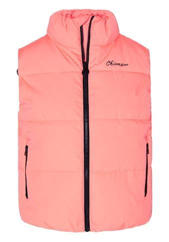 Chiemsee Steppweste »CHIEMSEE Weste für Damen« kaufen