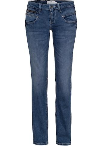 Freeman T. Porter Gerade Jeans »Alexa«, mit leichter Waschung kaufen