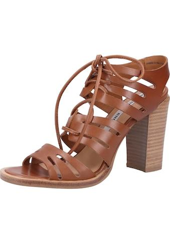 Bronx High - Heel - Sandalette »Leder« kaufen