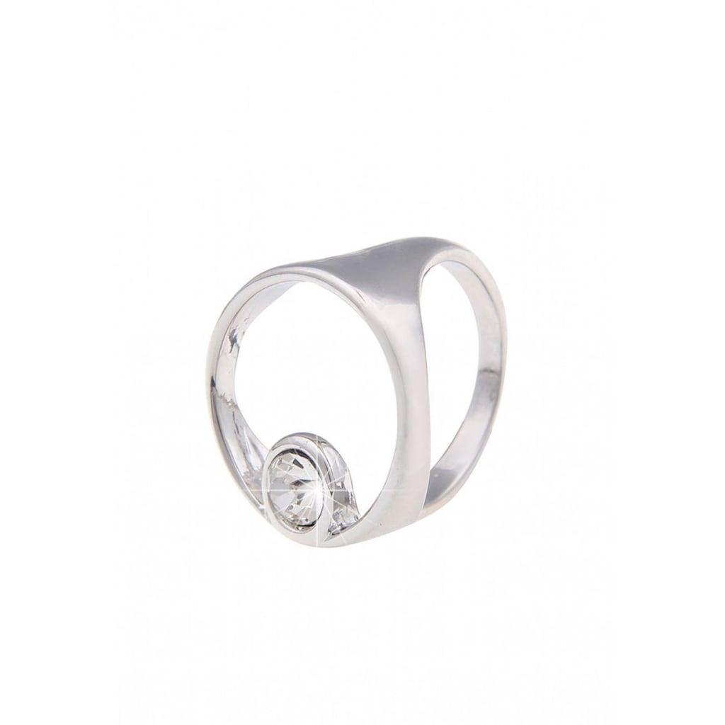 leslii Ring im modernen Look