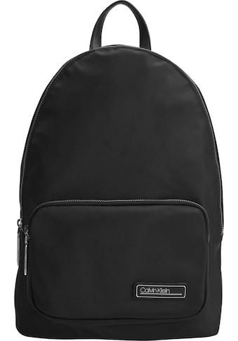 Calvin Klein Cityrucksack »PRIMARY CAMPUS BP MD« kaufen