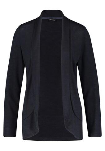 Taifun Jacke Gewirke »Offene Shirtjacke« kaufen