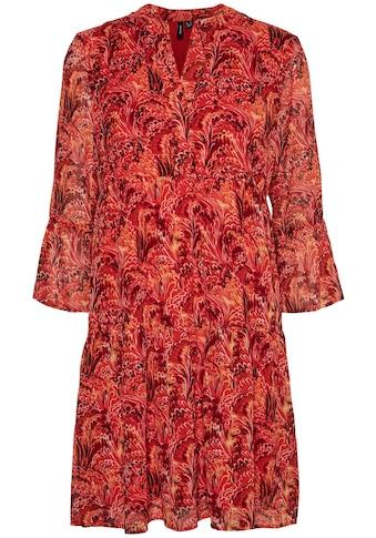 Vero Moda Tunikakleid »VMFLOW 3/4 SHORT DRESS« kaufen