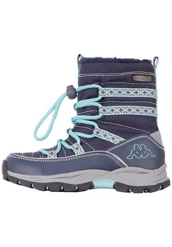 Kappa Winterboots »FARVEL TEX KIDS« kaufen