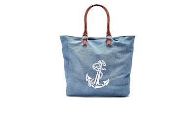 LASCANA Strandtasche, Shopper mit Anker kaufen