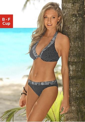 s.Oliver Beachwear Bügel-Bikini, mit Mustermix kaufen