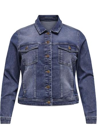 ONLY CARMAKOMA Jeansjacke »Waspa« kaufen