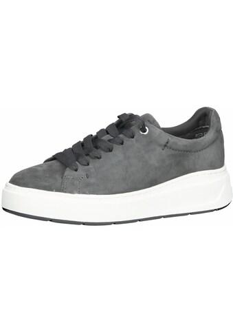 Tamaris Sneaker »Veloursleder« kaufen