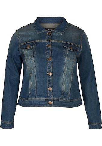 Zizzi Jeansjacke kaufen