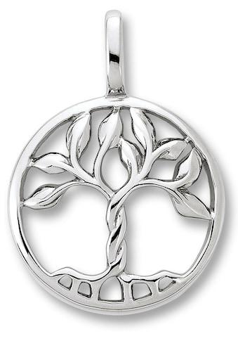 ONE ELEMENT Kettenanhänger »Anhänger Lebensbaum aus 925 Silber«, Lebensbaum kaufen