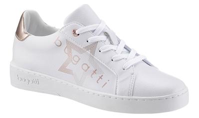 bugatti Sneaker »Fergie Eco«, mit Stern-Applikation kaufen