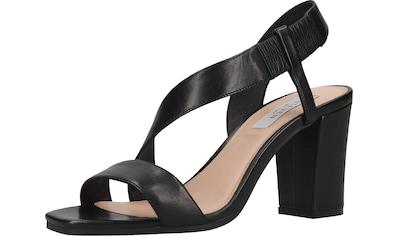 Steven New York High-Heel-Sandalette »Leder« kaufen