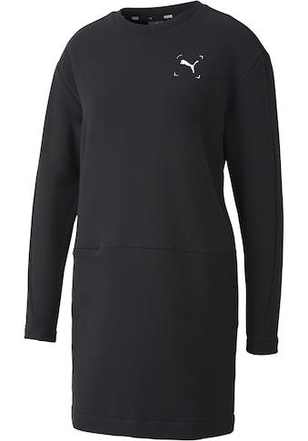 PUMA Sweatkleid »Nu-tility Crew Sweat Dress« kaufen