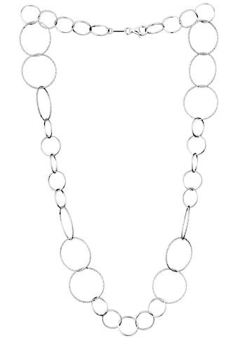 Der Kettenmacher Gliederkette »RING DESIGN 2, RK1-50G, RK1-50S« kaufen
