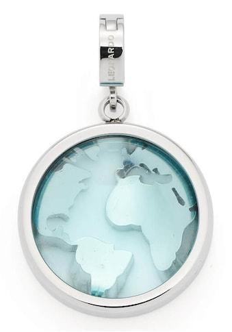 LEONARDO Charm-Einhänger »Globus, Mondo Clip&Mix, 018475«, mit Kristallglassteinen kaufen