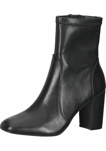 STEVE MADDEN High-Heel-Stiefelette »Leder« kaufen
