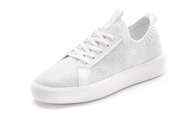 LASCANA Sneaker, aus atmungsaktivem Mesh-Material mit ultraleichter Sohle kaufen