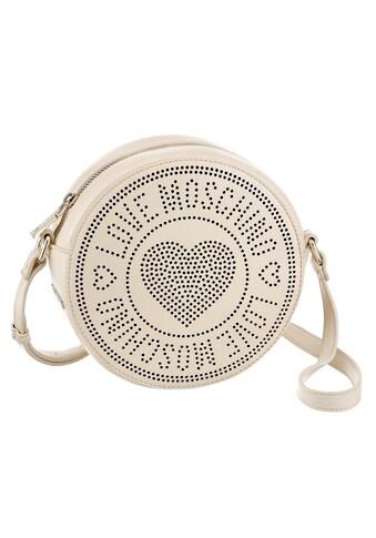 LOVE MOSCHINO Mini Bag, in runder Form kaufen
