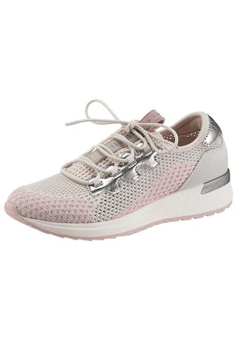bugatti Slip-On Sneaker »IVORY EVO«, mit Gummiband Schnürung kaufen