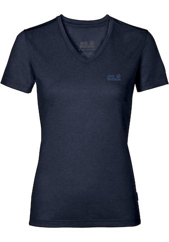 Jack Wolfskin T-Shirt »CROSSTRAIL« kaufen
