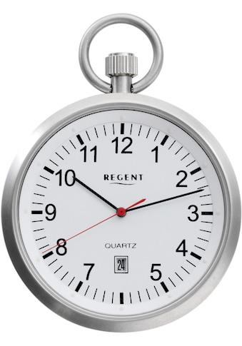 Regent Taschenuhr »P409« (Set, 2 tlg.) kaufen