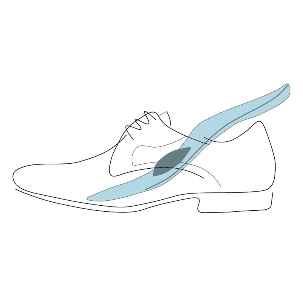 craftsoles orthopädische Schuheinlagen »Businessschuhe - Microleder«, Maßanfertigung