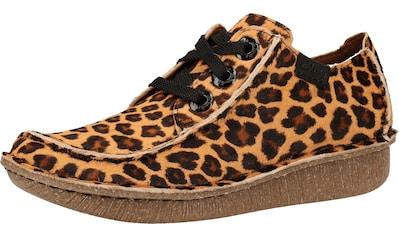 Clarks Schnürschuh »Leder« kaufen