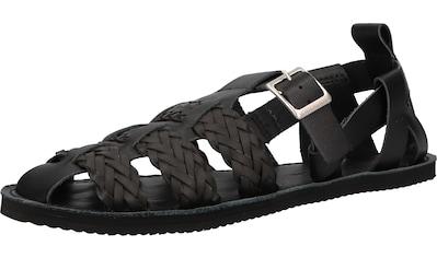 Scotch & Soda Sandale »Leder/Synthetik« kaufen