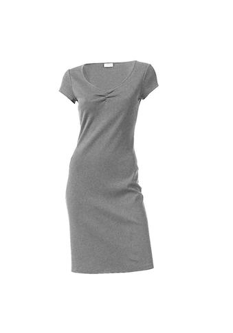 ASHLEY BROOKE by Heine Shirtkleid, mit Raffung am Ausschnitt kaufen