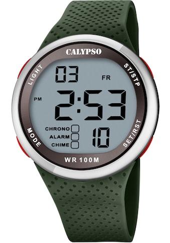 CALYPSO WATCHES Chronograph »Color Splash, K5785/5« kaufen