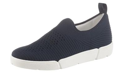 Ara Slip-On Sneaker »ROM«, in gestrickter Optik kaufen