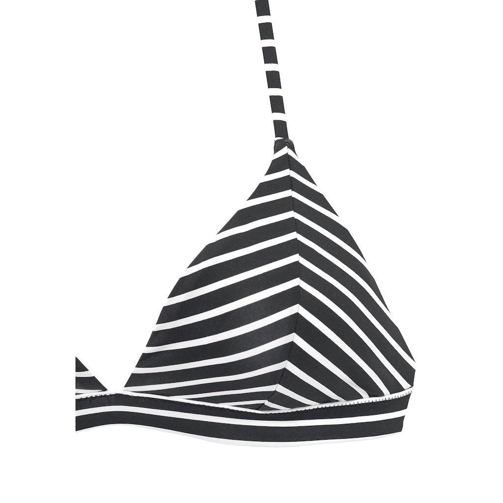 s.Oliver Beachwear Triangel-Bikini-Top »Hill«