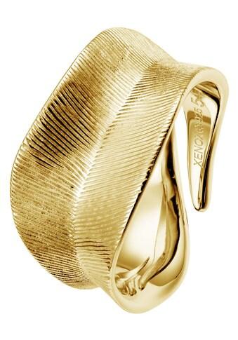 XENOX Fingerring »LEAF, XS1893G/52, XS1893G/54, XS1893G/56, XS1893G/58« kaufen