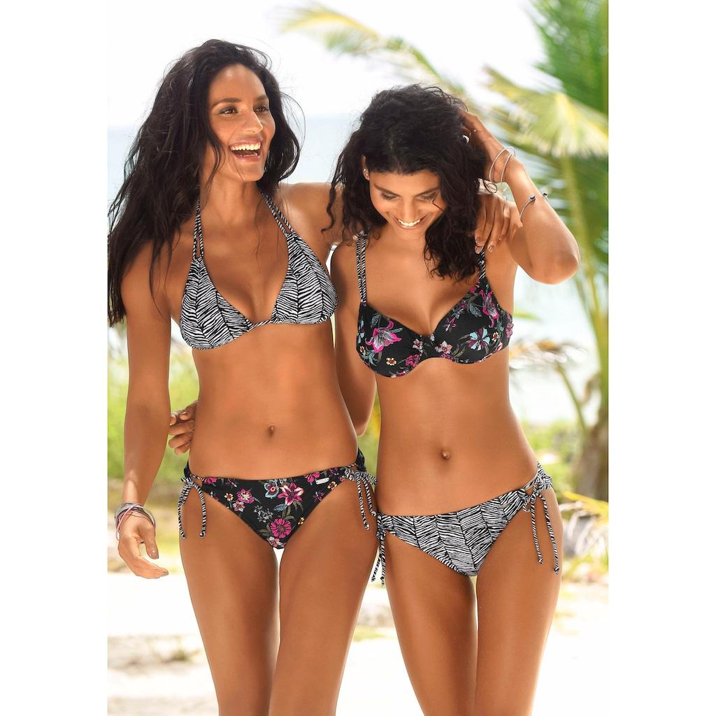 Venice Beach Triangel-Bikini-Top »Sugar«, mit Doppelträgern