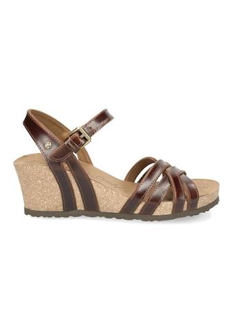 Panama Jack Sandalette »Vera Clay«, in elegantem Look kaufen