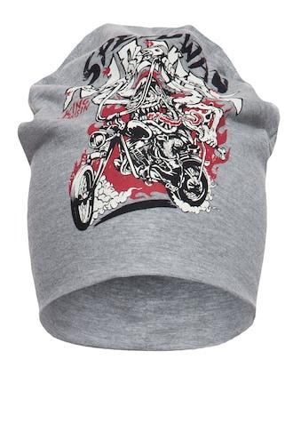 KingKerosin Beanie »Speedway Maniac« kaufen