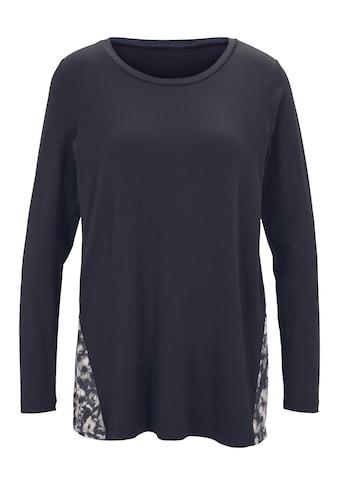 Shirt in Patch - Optik kaufen