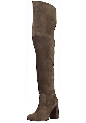 GADEA Overkneestiefel »Leder« kaufen