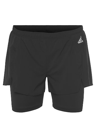 adidas Performance Shorts »PRIMEBLUE DESIGNED TO MOVE 2-IN-1 SPORT« kaufen