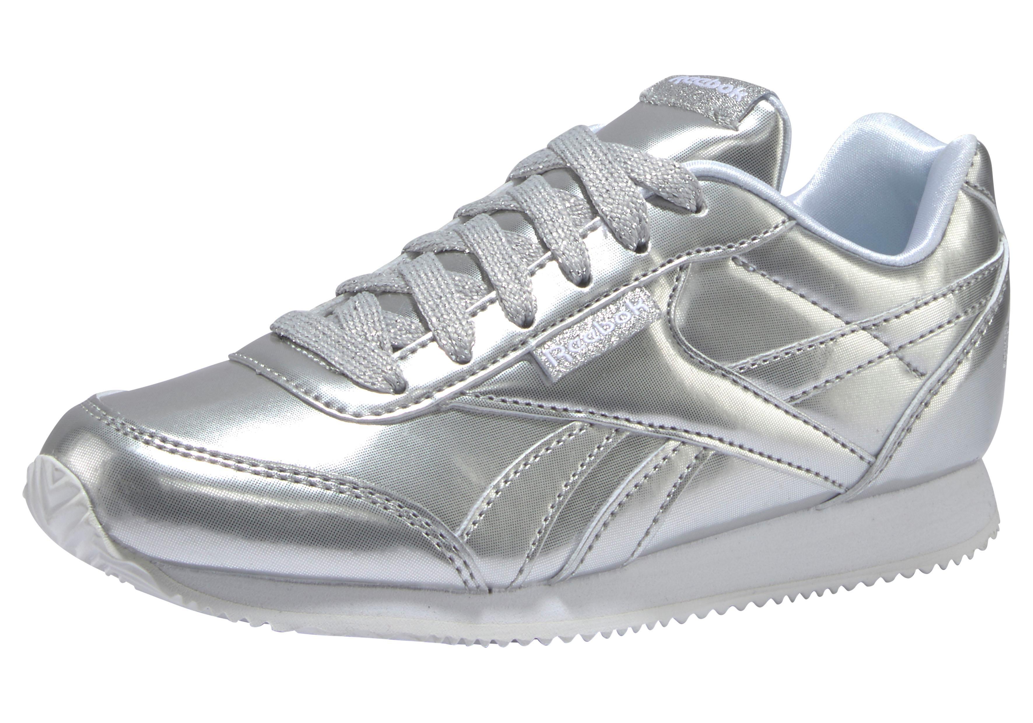 newest 04856 5cf5b imwalking   SALE Damen Reebok Sneaker Royal CLJOG ...