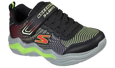 Skechers Kids Sneaker »Blinkschuh ERUPTERS IV«, mit blinkender Sohle kaufen
