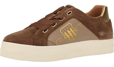 Gant Sneaker »Nubukleder/Textil« kaufen