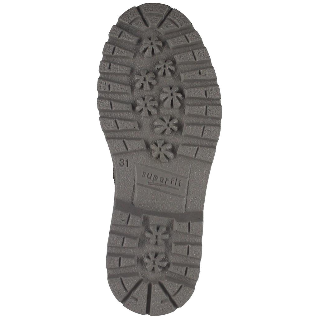 Superfit Stiefel »Leder«