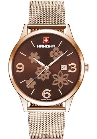 Hanowa Schweizer Uhr »NATURE, 16-3085.09.005« kaufen
