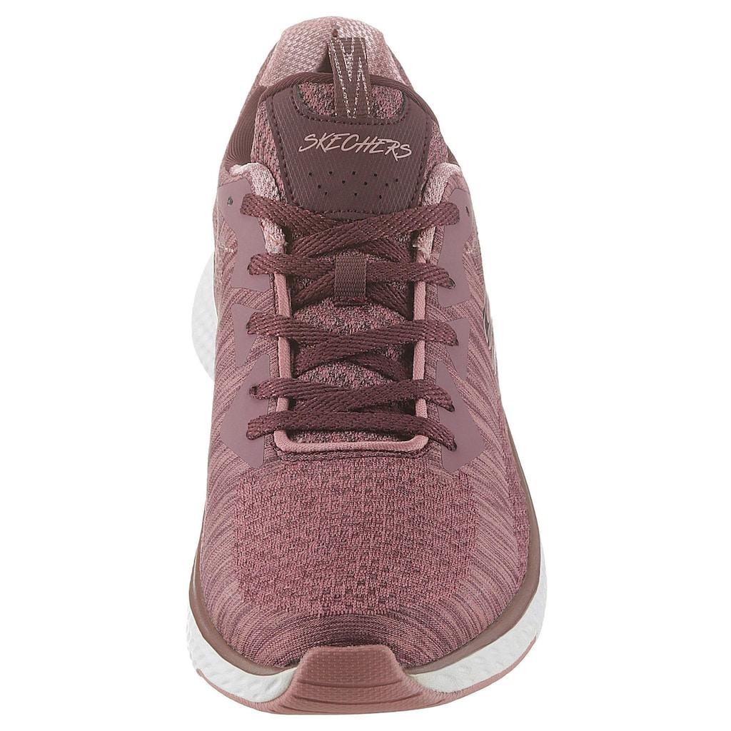 Skechers Sneaker »Solar Fuse - Brisk Escape«, mit Bio-Dri-Ausstattung