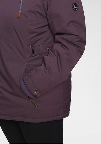 Polarino Funktionsjacke, mit verstellbarer Taille kaufen