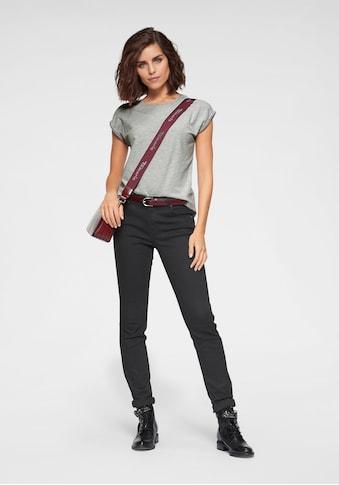 Tamaris T-Shirt, mit lockerer Passform kaufen
