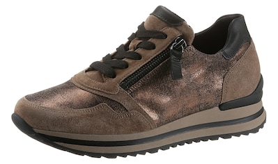 Gabor Keilsneaker »TURIN«, mit Metallic-Glanzeffekt kaufen