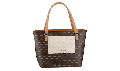 VALENTINO BAGS Shopper »Lita«, mit modischem Allover Logo Print kaufen